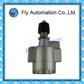 China Flujo grande de tipo standard de la válvula de flujo de aire de la manera de SMC AS420 un en la línea regulador de la velocidad proveedor