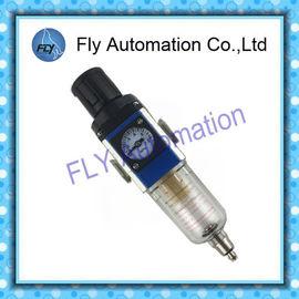 """China Unidades GFR200-08 neumático 1/4"""" de la preparación del aire del regulador del filtro de aire de la serie de Airtac GFR proveedor"""