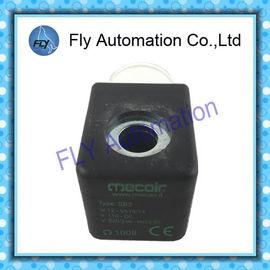 China Bobina de inducción electromágnetica de la válvula del pulso de Mecair, bobina 1008Ω de la válvula electromagnética de SB3 W12- VA19/14 V110DC V220/240 proveedor
