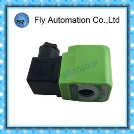 China Nuevo tipo de Φ13.5mm DMF para la bobina y los clips de inducción electromágnetica del color verde de la válvula del jet del pulso de BFEC proveedor