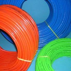 China Flexible 95/98A tubería de transporte de presión neumática manguera de aire proveedor