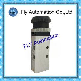 China 0,9 - válvula mecánica G1/8 y G1/4 válvula mecánica neumática de 10bar proveedor