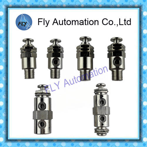 TAC -2P / 3P / 4P / 4PP KOGANEI Basic Air TAC Valve Push Button Type