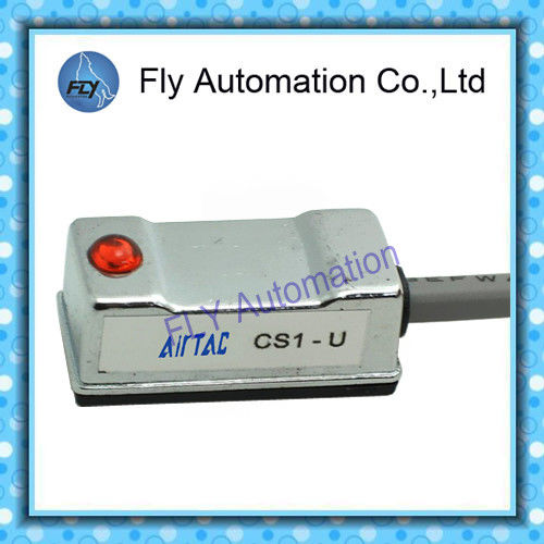 Airtac CS1-U CS1-UX Pneumatic Air Cylinders Magnetic Reed Switch Sensor LED Indicator