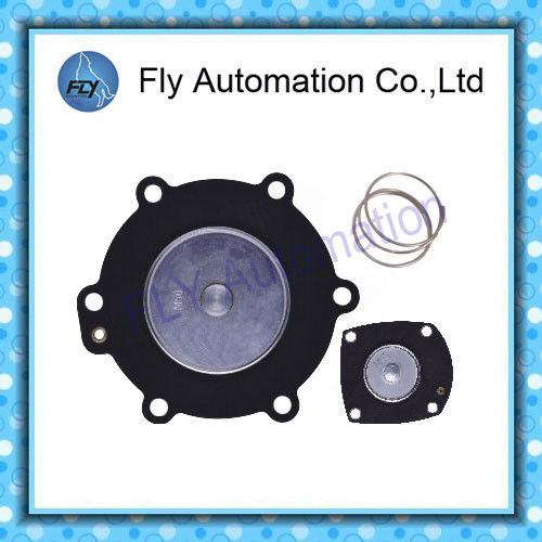 Turbo Series M50 M25 Diaphragm Repair Kit For Turbo Integral , Remote Pilot Pulse Jet Valves