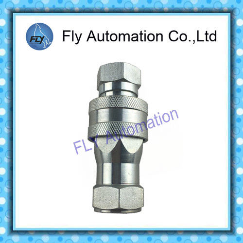 6600 Series ISO 7241 Series A 1/4 3/8 1/2 3/4 Pneumatic Tube Fittings Manual sleeve poppet valve