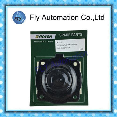 "Goyen K2034 Shockwave K2033 VITON RCAC20T4012 CAC20DD4 3/4"" pulse jet valve Diaphragm repair kit"