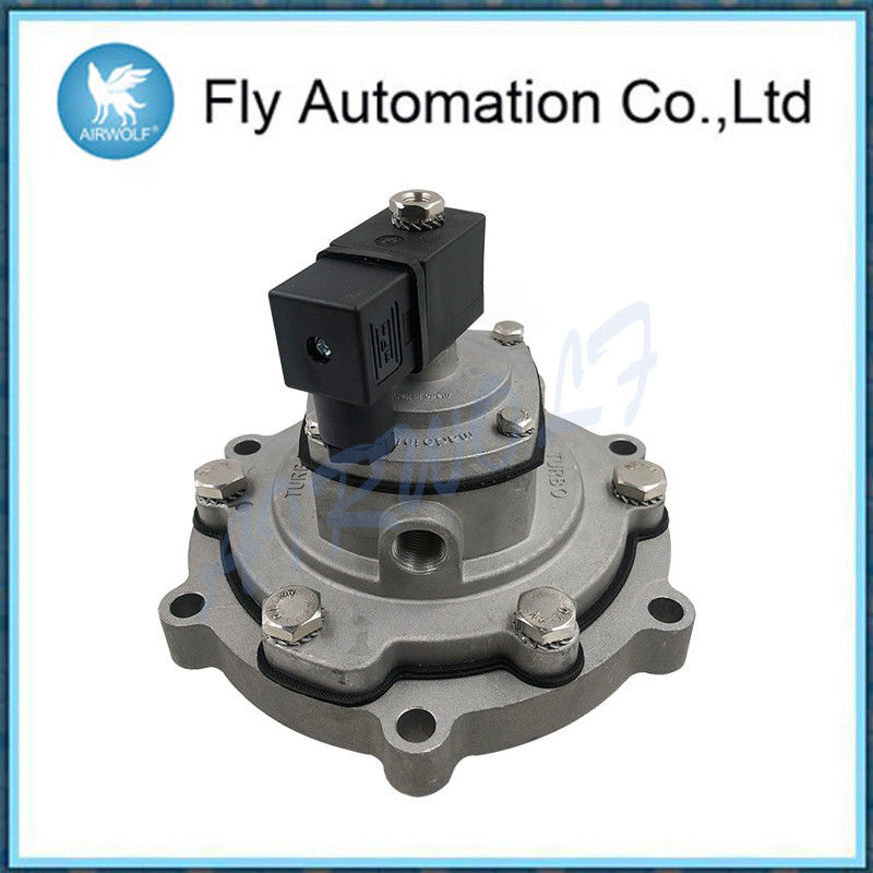 Aluminum Alloy 2 Inch Pulse Jet Valves SQ Series Small Resistance