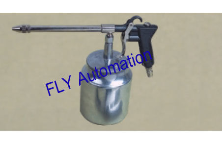 Aluminium Pot and Suction Metal Compressed Oil Gun NPN-989-POT, OSG-001