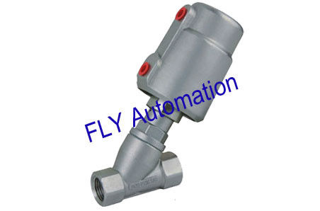 "1.5"" 2000 Type 178692 PPS Actuator Threaded Port 2/2 Way Angle Seat Valve"