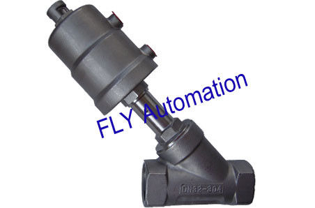 "1.25"" 2000 Type 178696 PPS Actuator Threaded Port 2/2 Way Angle Seat Valve"