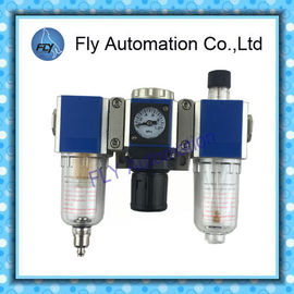 """China Combinación GC300-10 3/8"""" de las unidades F.R.L de la preparación del aire del filtro de aire de la serie de la CROMATOGRAFÍA GASEOSA de Airtac distribuidor"""