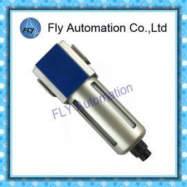 """China Filtro de aire componente neumático de las unidades de la preparación del aire del filtro de aire GF300-08 1/4"""" aleación de aluminio distribuidor"""