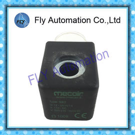China Bobina de inducción electromágnetica de la válvula del pulso de Mecair, bobina 1008Ω de la válvula electromagnética de SB3 W12- VA19/14 V110DC V220/240 distribuidor