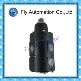 China Los componentes de sistema neumático materiales de aluminio cierran para arriba la válvula YT-400S YT-400D distribuidor