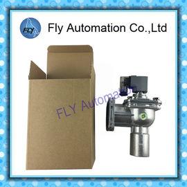 """China Equipo de reparación de las válvulas CAC25FS RCAC25FS del jet del pulso de Goyen FS K2512 1"""" tipo válvula del reborde del polvo distribuidor"""