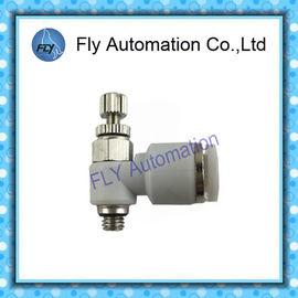 China GRLA-M5-QS-6 162962 una válvula de flujo de aire de la manera, colocaciones neumáticas de la válvula de válvula reguladora distribuidor