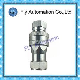 China 6600 series ISO 7241 series un 1/4 de 3/8 1/2 3/4 válvula de válvula de disco con movimiento vertical manual de la manga de las colocaciones de tubo neumático distribuidor