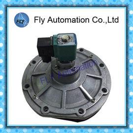 """China Xiechang DMY-II-80 DCF-Y-80 3"""" válvula del pulso de la inmersión del equipo de reparación del diafragma distribuidor"""