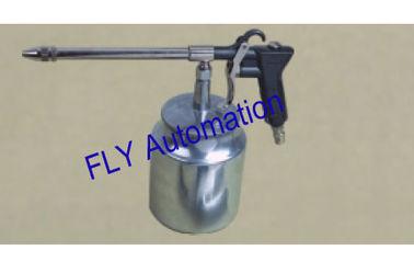 China Succión y bote de aluminio Metal comprimido aceite pistola NPN-989-POT, OSG-001 distribuidor